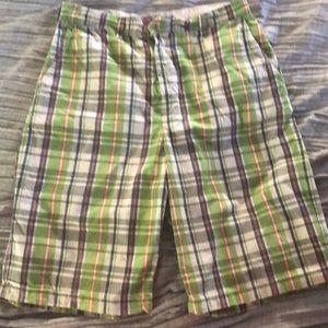 Men's Franklin & Marshall long shorts size 34